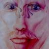 Marion Lucka: Männliches Portrait (1988)