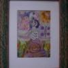 Marion Lucka: Traum, 30 x 40 cm Aquarell (2002)