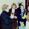 """Ausstellung """" Träume"""" im Landratsamt Wunsiedel (1989)"""