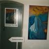 """Sonderausstellung """" Bilder und Skulpturen"""" in Fichtelgebirgsmuseum (24. Februar bis 18. April 1999)"""