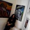 Marion Lucka: Kunstnacht im Factory in - Modewerk (2015)