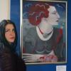 "Marion Lucka: Ausstellung ""Menschenbilder"" Festung Rosenberg, Kronach"