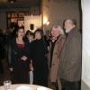 Marion Lucka: Preisverleihung in der Galerie im Theresienstein Hof (2006)
