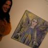 Marion Lucka: Ausstellung in der Galerie im Alten Rathaus Schwarzenbach/Saale (2012)