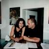Marion Lucka: Ausstellung in der Galerie Forum, Tirschenreuth (1996)