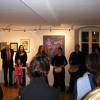 Ausstellungseröffnung in der Galerie im Alten Rathaus in Schwarzenbach/Saale 2007