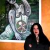 Marion Lucka: Kunstnacht im Brauhaus Ploss 2005, In Erwartung