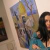 Marion Lucka: Kunstnacht im Factory In, Selb (2015)A