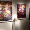 Ausstellungseröffnung im Landratsamt Wunsiedel 2009