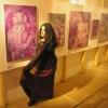 """Marion Lucka: Ausstellung """" Vom Diesseits und Jenseits"""" Volkskundliches Gerätemuseum Bergnersreuth (2011)"""