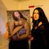 """Marion Lucka: Ausstellung """"Blau-Violett"""" Vom Diesseits ins Jenseits im Volkskundlichen Gerätemuseum Bergnersreuth(2011)"""