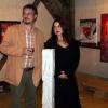 Marion Lucka : Ausstellung mit Ralph Kunzmann in der Galerie Malzhaus, Plauen (2007)