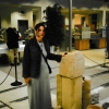 Ausstellung in der Sparkasse Selb 1998