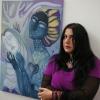 Marion Lucka: Mitgliederausstellung des Kunstvereins Hochfranken Selb (2012)
