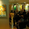 Marion Lucka : Ausstellung in der Sparkasse Hochfranken Hof (2013)