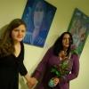 Marion Lucka: Eröffnung im Gesundheitszentrum Waldsassen (2014)