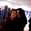 Marion Lucka: Ausstellungseröffnung in der Marion Lucka: Ausstellungseröffnung in der Kunstgalerie im Alten Rathaus in Schwarzenbach/Saale (2014)