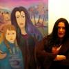 Marion Lucka: Kunstsaat in der Galerie im Theresienstein Hof (2011)