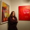 Marion Lucka: Ausstellung in der Galerie im Alten Rathaus Schwarzenbach/Saale (2007)