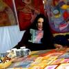 Marion Lucka: Apfelmarkt in Thiersheim (2013)