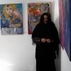 Marion Lucka: Ausstellung im Bio-Fair-Kunst-Genuss Bad Steben (2016)