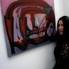 Marion Lucka: Ausstellung in der Bezirksklinik Rehau (2015)