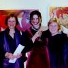 """Marion Lucka: Sonderausstellung """"Bilder und Skulpturen"""" im Fichtelgebirgsmuseum Wunsiedel (1999)"""