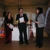 Marion Lucka: Preisverleihung in der Galerie im Theresienstein Hof 2006