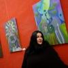 Marion Lucka : Ausstellung in der Bezirksklinik Rehau (2015)
