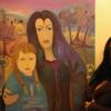 """Marion Lucka: """"Kunstsaat"""" Galerie im Theresienstein Hof (2011)"""