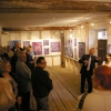 """Ausstellung """"Marion Lucka: Vom Diesseits und Jenseits"""" Volkskundliches Gerätemuseum Bergnersreuth (2011)"""