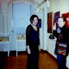 """Ausstellung """" Bilder und Skulpturen"""" im Fichtelgebirgsmuseum Wunsiedel 1999"""