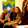 Marion Lucka: Magische Frauen und Blumen im Bürgerhaus Weißenstadt (2015)