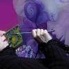Marion Lucka: Der Rosenschlaf entsteht (2010)