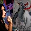 Marion Lucka: Angst vor der Nacht....entsteht (2013)