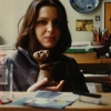 Marion Lucka: Während der Arbeit als Lithografin (1984)
