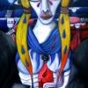 Marion Lucka: Augenblick, Acryl, 60 x 80 cm (1996)