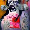 Marion Lucka: Herzentfernung, Öl, 60 x 80 cm (2011)