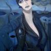 Marion Lucka: Versunkene, Öl, 60 x 80 cm (2009)