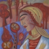 "Ölgemälde ""Blütenträumende"" 60 x 80 cm (2020)"