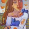 "Ölgemälde ""Sonnige"" 60 x 80 cm (2019)"