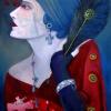 Marion Lucka: Stolze, Öl, 60 x 80 cm (2009)