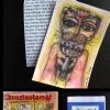 Bildchen aus dem Kunstautomaten, gezogen in Berlin