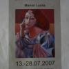 """Plakat zur Ausstellung """"Sommerträume"""" im Künstlerhaus Schirnding (2007)"""