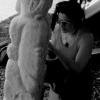 Marion Lucka: Mutterstele entsteht (1995)