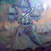 Marion Lucka: Stillleben mit toten Blumen, Öl, 100 x 100 cm (2010)