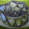 Marion Lucka: Julistillleben, Öl, 40 x 50 cm (2017)
