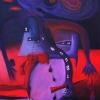 Marion Lucka: Tag im Mai, Öl, 40 x 50 cm (1995)