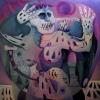 Marion Lucka: Verwandlung, Öl, 100 x 100 cm (2008)