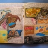 Marion Lucka: Traumbuch Seite 25